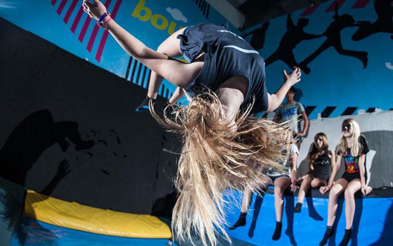 Bounce Trampoline