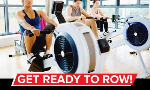 Get Ready To Row - at Fitness Centre - Bali Recreation Club Bali