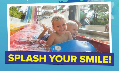 Splash Your Smile at Finns Recreation Club Bali
