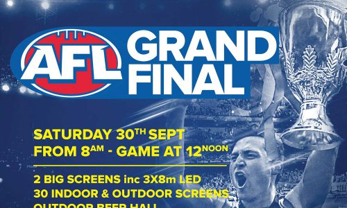 AFL FINAL Whatson