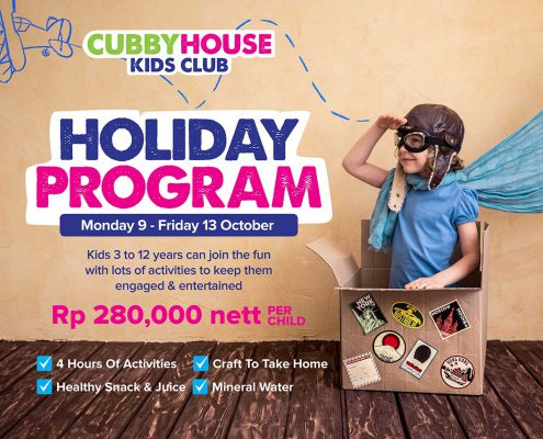 Cubby Holiday Program