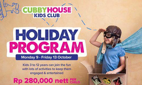 Cubby Holiday Program