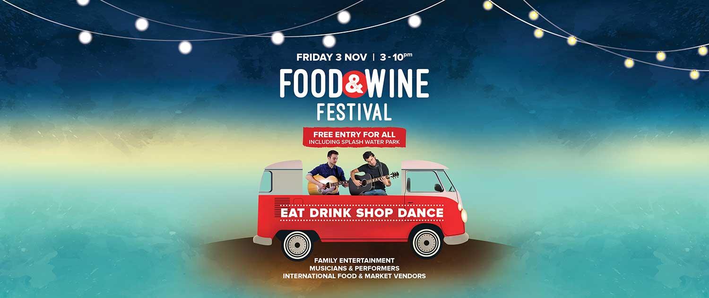 Slide Food And Wine Festival