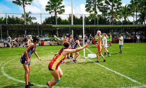 2017 Bali Flames Invitational Netball Tournament