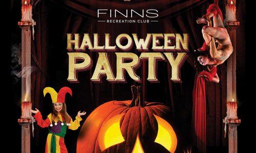 Halloween at Finns Recreation Club