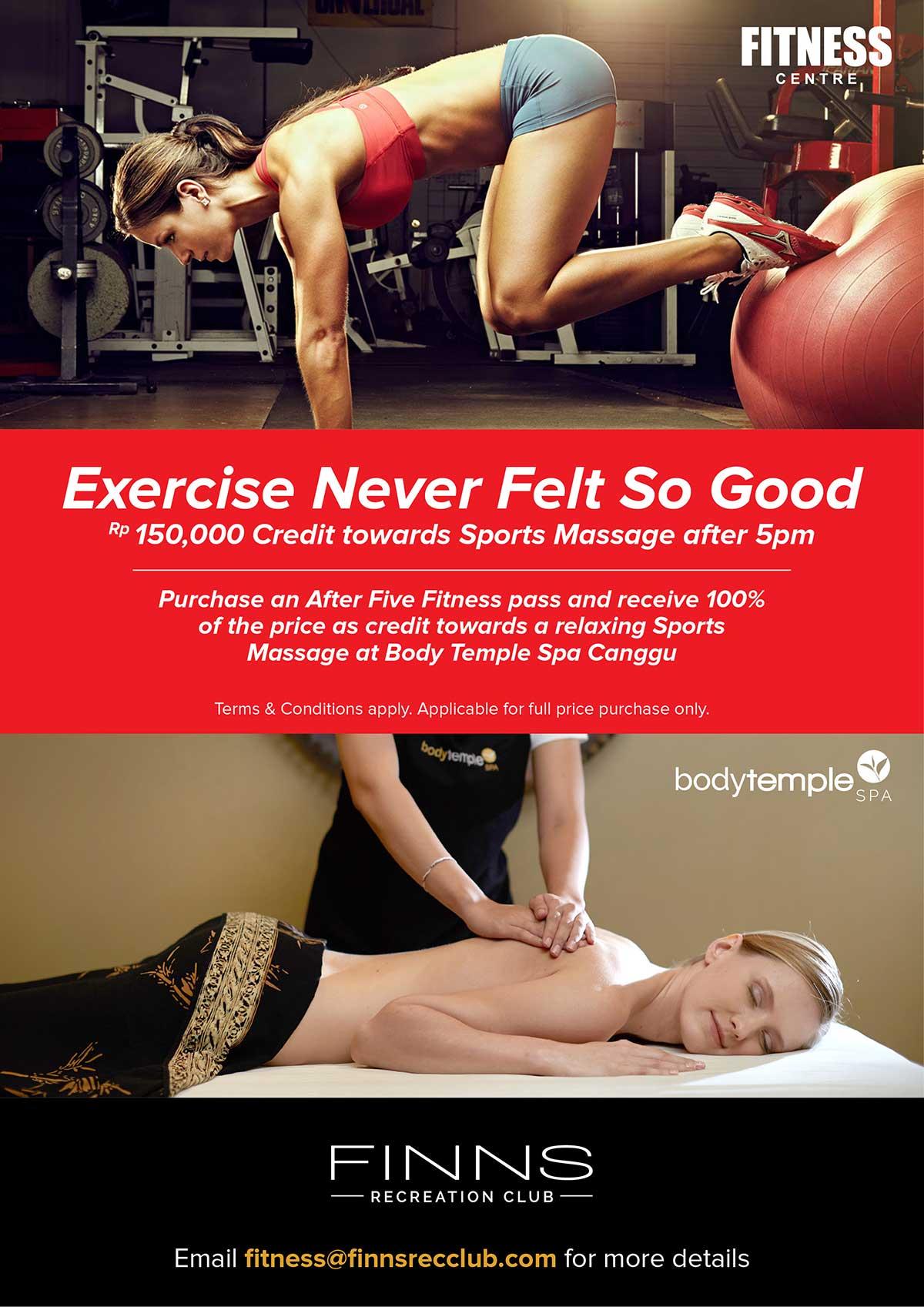Fitness Promo
