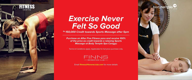 Slide Fitness Promo