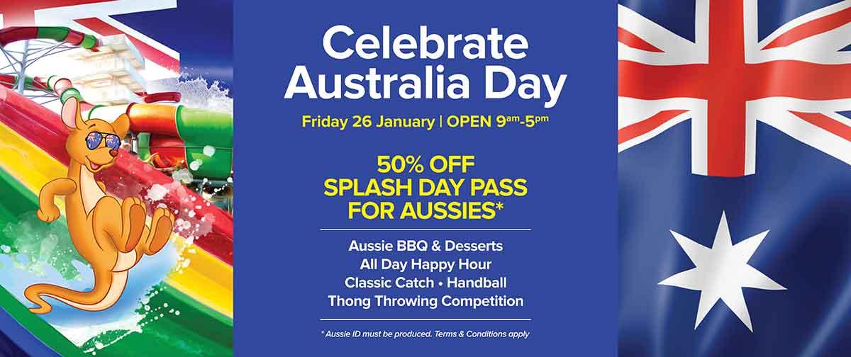 Australia Day Slide
